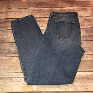 GAP~Authentic Real Straight Denim Jeans ~33 Tall